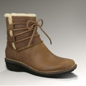 Ugg Boots Caspia 1001815 Chocolate WomenBoots 9W